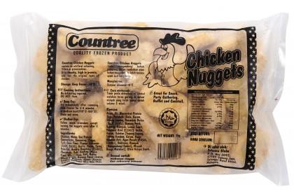 Countree Chicken Nugget 1kg