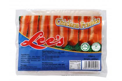 Lee's Chicken Frank 340g