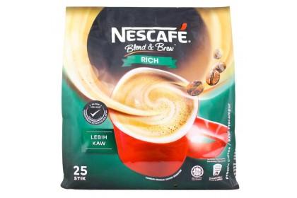 NESCAFE Blend & Brew Gen2  Rich 24 x 25 x 19g